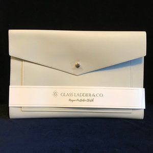 Glass Ladder & Co Megan Portfolio Clutch